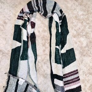 Wilfred wool scarf from Aritzia
